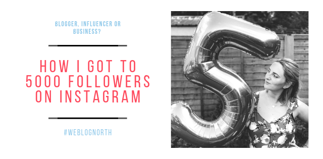 How to grow followers on instagram